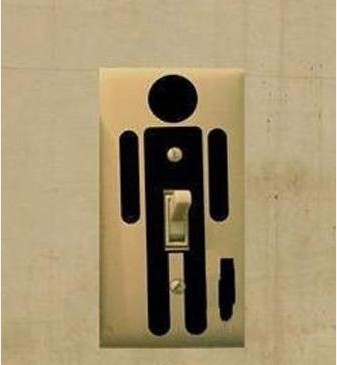 A-ladies-room-light-switch
