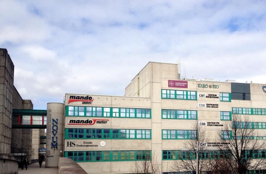 novum, Huddinge campus