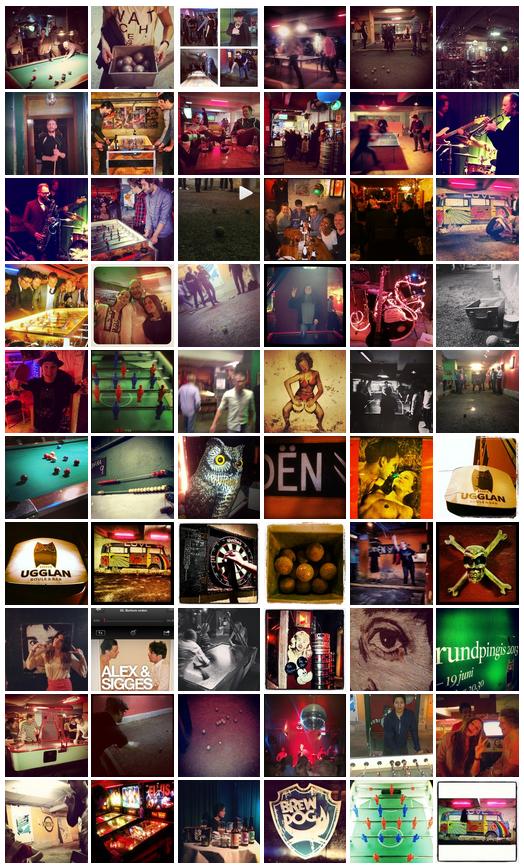 Ugglan Instagram Pics