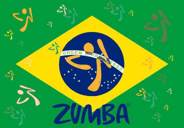 Image result for brazilian flag zumba