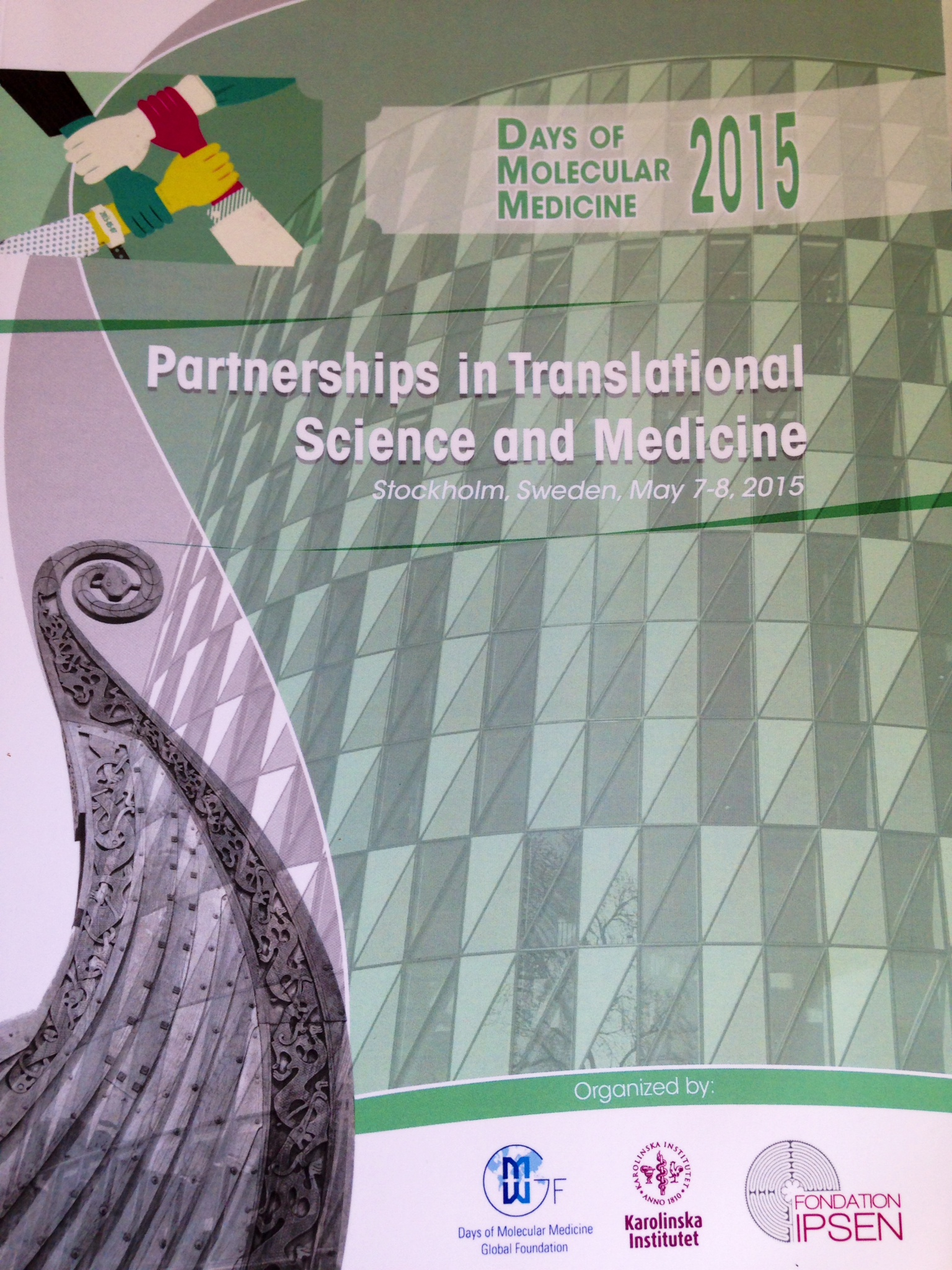 days of molecular medicine translational science and booklet photo