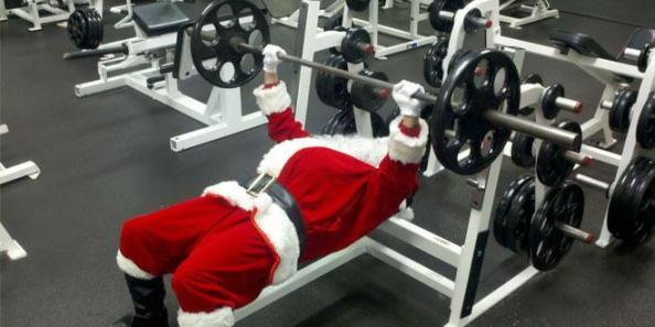 Santa-fitness
