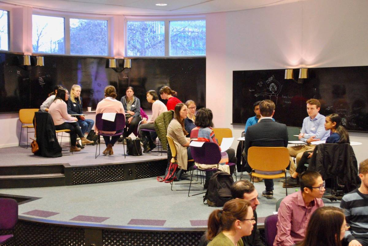 Career Speed Dating - an event summary
