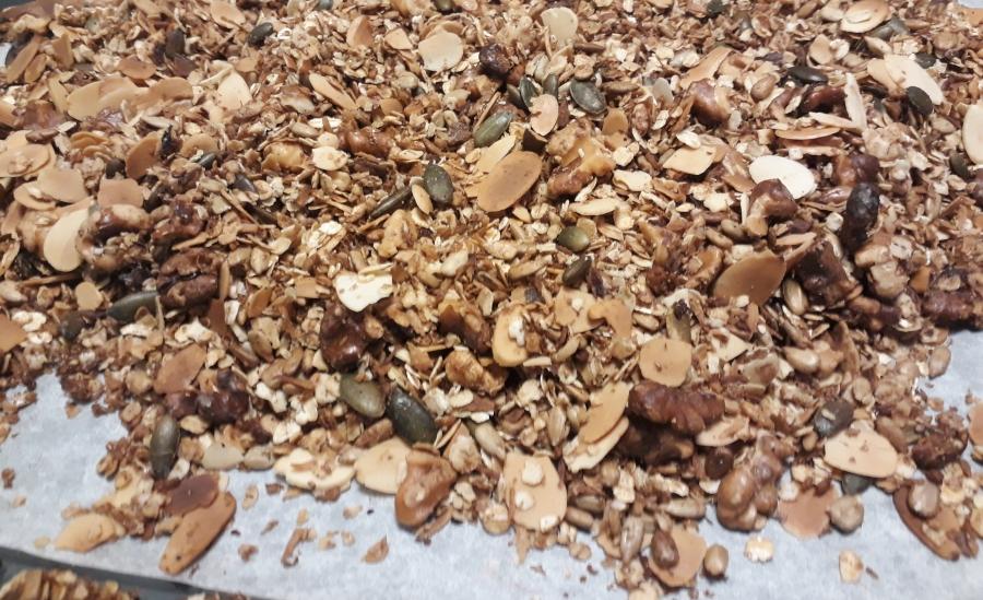 granola pronta